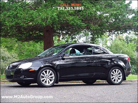 2008 Volkswagen Eos for sale at M2 Auto Group Llc. EAST BRUNSWICK in East Brunswick NJ