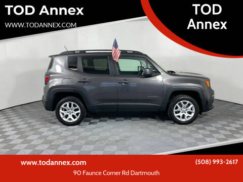 2017 Jeep Renegade for sale at TOD Annex in North Dartmouth MA