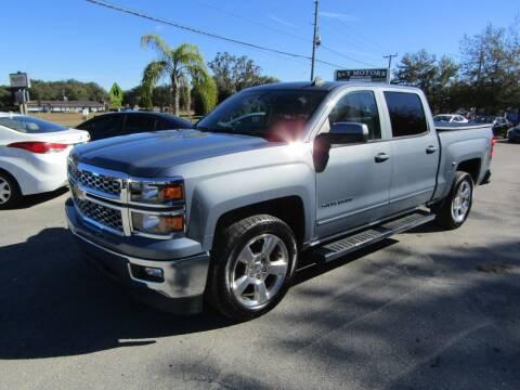 2015 Chevrolet Silverado 1500 for sale at S & T Motors in Hernando FL