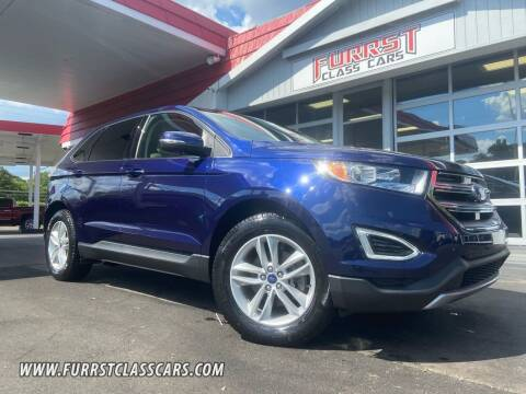 2016 Ford Edge for sale at Furrst Class Cars LLC in Charlotte NC