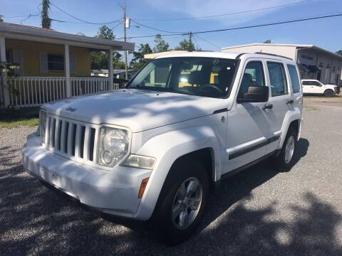 2012 Jeep Liberty for sale at TOMI AUTOS, LLC in Panama City FL