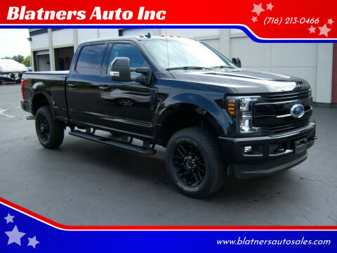 2019 Ford F-250 Super Duty for sale at Blatners Auto Inc in North Tonawanda NY