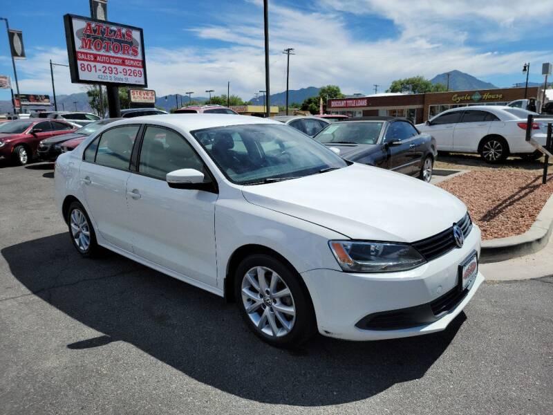 2012 Volkswagen Jetta for sale at ATLAS MOTORS INC in Salt Lake City UT