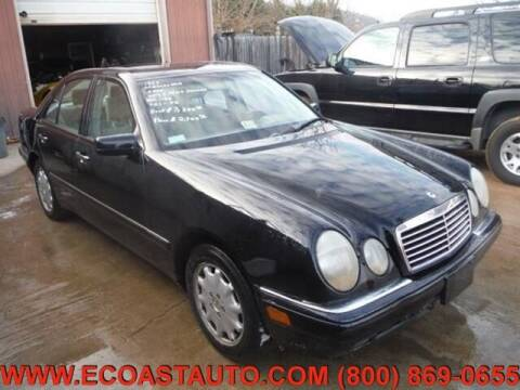 1999 Mercedes-Benz E-Class for sale at East Coast Auto Source Inc. in Bedford VA