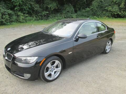 2008 BMW 3 Series for sale at Peekskill Auto Sales Inc in Peekskill NY
