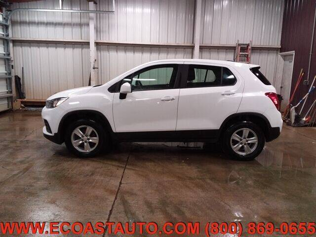 2017 Chevrolet Trax for sale at East Coast Auto Source Inc. in Bedford VA