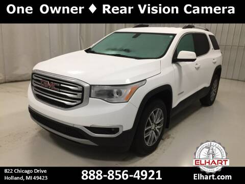 2017 GMC Acadia for sale at Elhart Automotive Campus in Holland MI