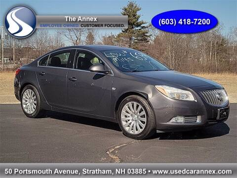 2011 Buick Regal for sale at The Annex in Stratham NH