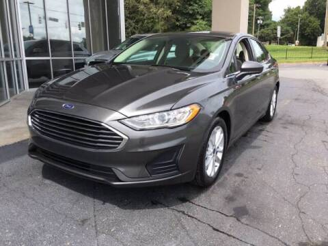 2019 Ford Fusion for sale at Summit Credit Union Auto Buying Service in Winston Salem NC