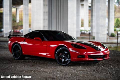 2006 Chevrolet Corvette for sale at Friesen Motorsports in Tacoma WA