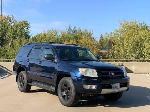 2004 Toyota 4Runner for sale at AutoAffari LLC in Sacramento CA
