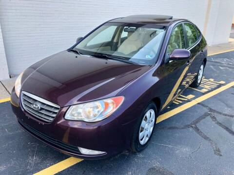 2008 Hyundai Elantra for sale at Carland Auto Sales INC. in Portsmouth VA