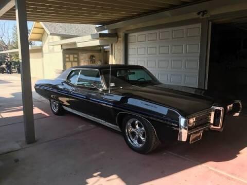 1969 Pontiac Bonneville for sale at Classic Car Deals in Cadillac MI