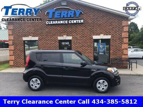 2013 Kia Soul for sale at Terry Clearance Center in Lynchburg VA