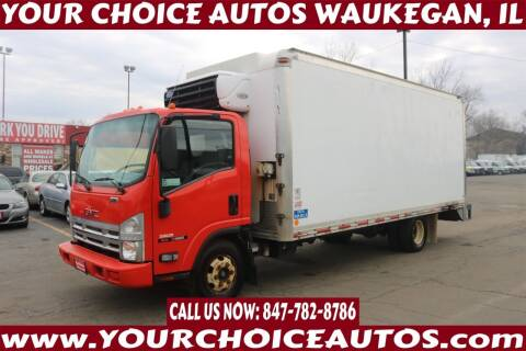 2008 GMC W4500 for sale at Your Choice Autos - Waukegan in Waukegan IL