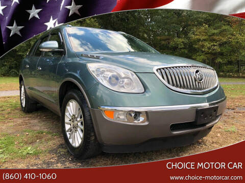 2009 Buick Enclave for sale at Choice Motor Car in Plainville CT