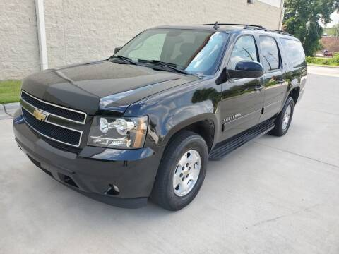2011 Chevrolet Suburban for sale at Raleigh Auto Inc. in Raleigh NC