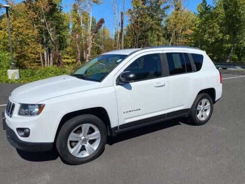 2014 Jeep Compass for sale at GT Toyz Motor Sports & Marine in Halfmoon NY