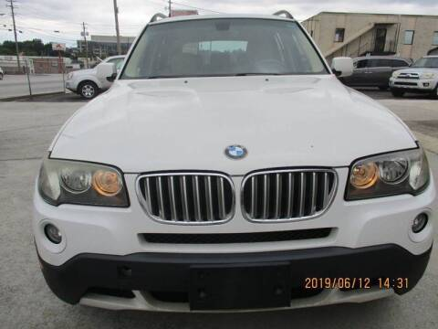 2007 BMW X3 for sale at Atlantic Motors in Chamblee GA
