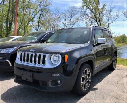 2016 Jeep Renegade for sale at Top Line Import of Methuen in Methuen MA