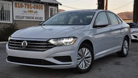 2019 Volkswagen Jetta for sale at AMC Auto Sales, Inc. in Fremont CA
