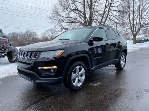 2019 Jeep Compass for sale at VK Auto Imports in Wheeling IL