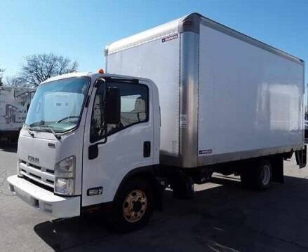2015 Isuzu NPR HD for sale at Nationwide Box Truck Sales / Nationwide Autos in New Lenox IL