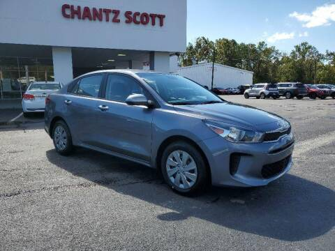 2020 Kia Rio for sale at Chantz Scott Kia in Kingsport TN