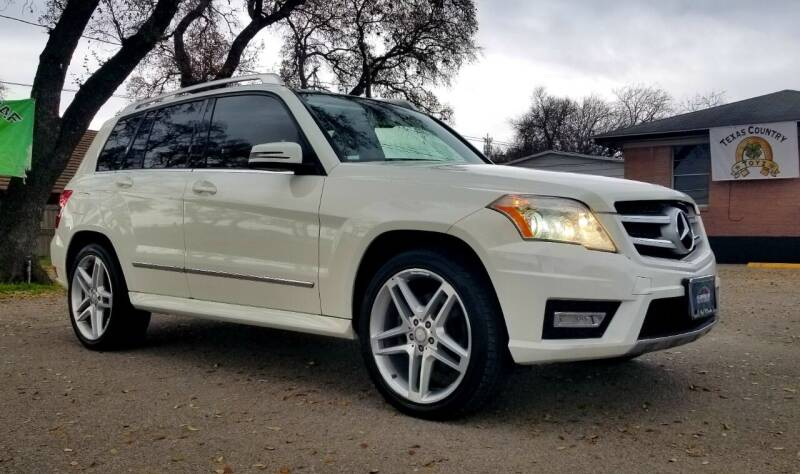 2011 Mercedes-Benz GLK for sale at Clover Leaf Auto Group in San Antonio TX
