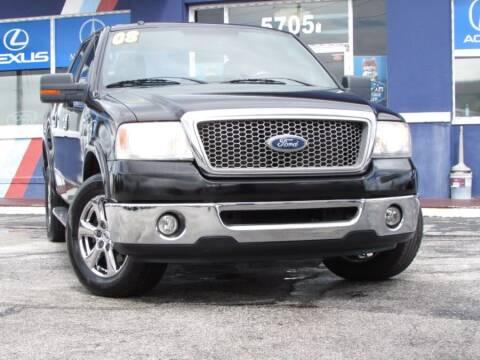 2008 Ford F-150 for sale at VIP AUTO ENTERPRISE INC. in Orlando FL