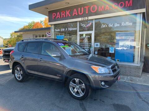 2010 Toyota RAV4 for sale at Park Auto LLC in Palmer MA