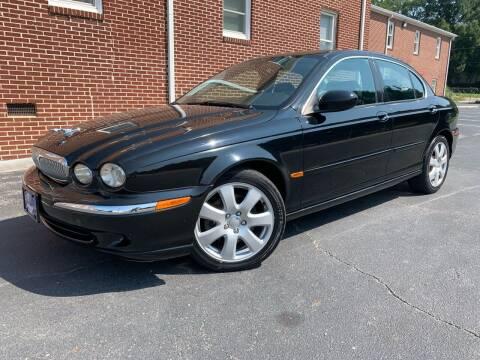 2005 Jaguar X-Type for sale at El Camino Auto Sales Gainesville in Gainesville GA