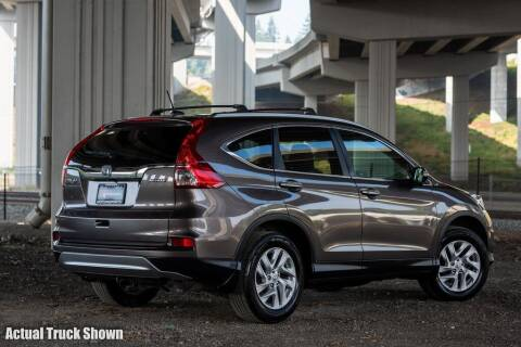 2016 Honda CR-V for sale at Friesen Motorsports in Tacoma WA