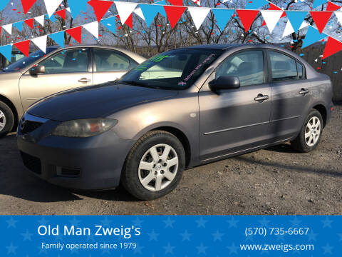 2007 Mazda MAZDA3 for sale at Old Man Zweig's in Plymouth Township PA