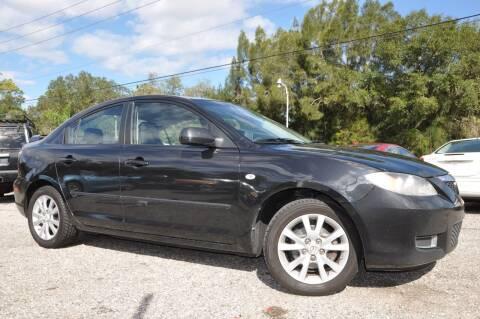 2007 Mazda MAZDA3 for sale at Elite Motorcar, LLC in Deland FL