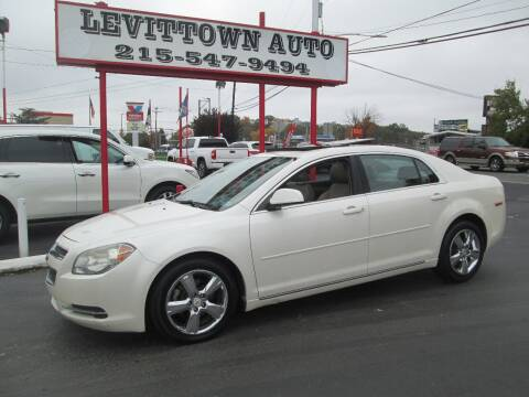2010 Chevrolet Malibu for sale at Levittown Auto in Levittown PA