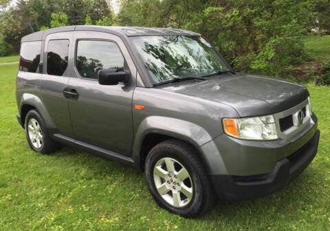 2009 Honda Element for sale at BORGES AUTO CENTER, INC. in Taunton MA