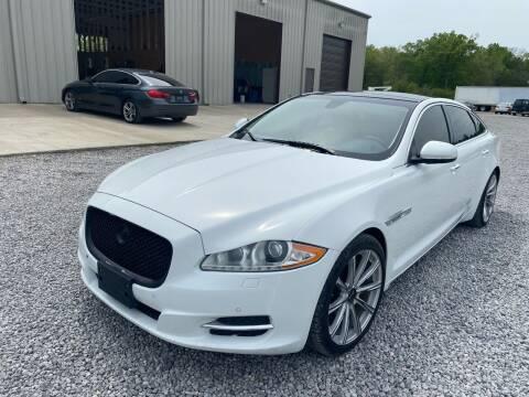 2011 Jaguar XJL for sale at Alpha Automotive in Odenville AL