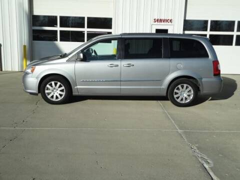 2014 Chrysler Town and Country for sale at Quality Motors Inc in Vermillion SD