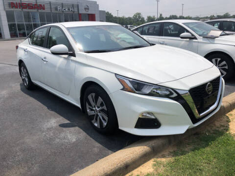 2019 Nissan Altima for sale at Rick Hill Auto Credit in Dyersburg TN