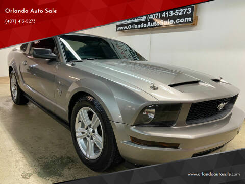2009 Ford Mustang for sale at Orlando Auto Sale in Orlando FL