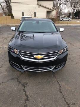 2018 Chevrolet Impala for sale at Car Now LLC in Madison Heights MI