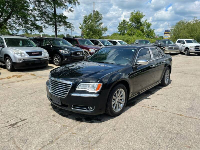2011 Chrysler 300 for sale at Dean's Auto Sales in Flint MI