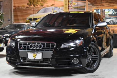 2011 Audi S4 for sale at Chicago Cars US in Summit IL