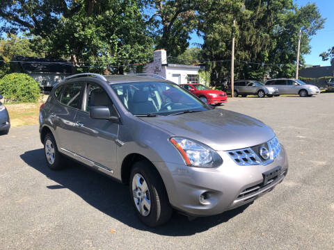 2014 Nissan Rogue Select for sale at Chris Auto Sales in Springfield MA