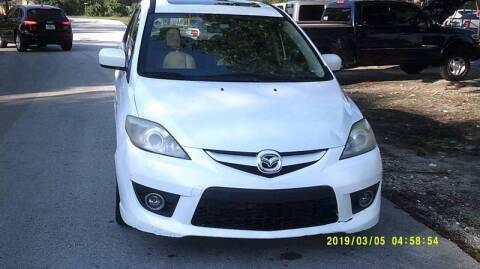 2009 Mazda MAZDA5 for sale at LAND & SEA BROKERS INC in Deerfield FL