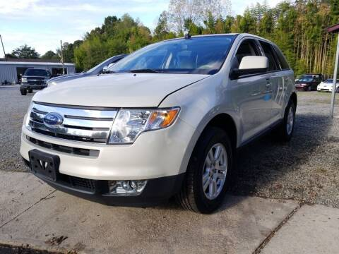 2007 Ford Edge for sale at TR MOTORS in Gastonia NC