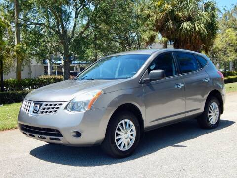 2010 Nissan Rogue for sale at VE Auto Gallery LLC in Lake Park FL