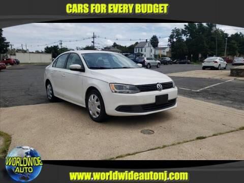 2012 Volkswagen Jetta for sale at Worldwide Auto in Hamilton NJ
