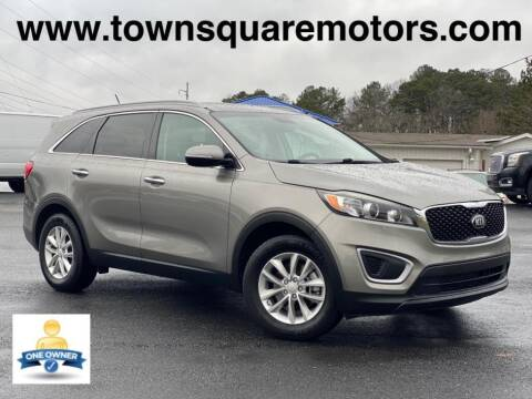 2016 Kia Sorento for sale at Town Square Motors in Lawrenceville GA